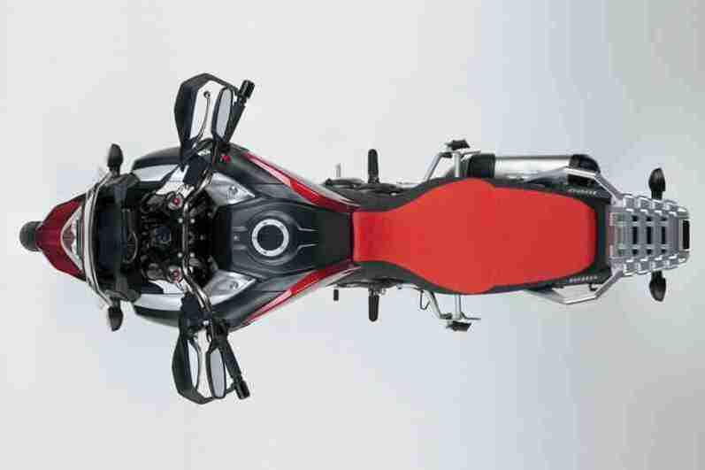 Suzuki V-Strom 1000 concept intermot 4
