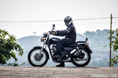 Thunderbird 500 Royal Enfield - 02
