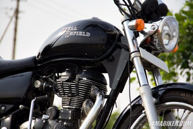 Thunderbird 500 Royal Enfield - 05