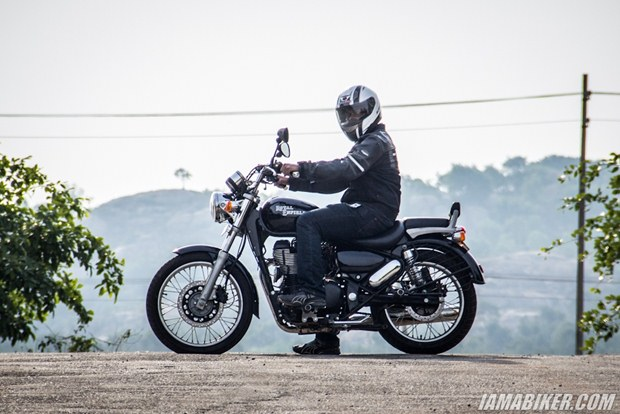 Thunderbird 500 from Royal Enfield launched