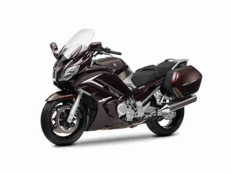 Yamaha FJR1300 2013 - 15