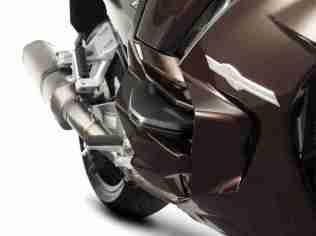Yamaha FJR1300 2013 - 17