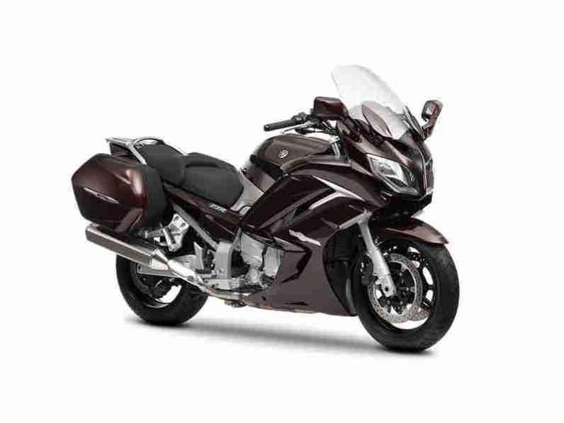 Yamaha FJR1300 2013 - 18