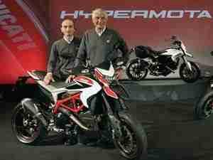 Ducati hyper motard 2013