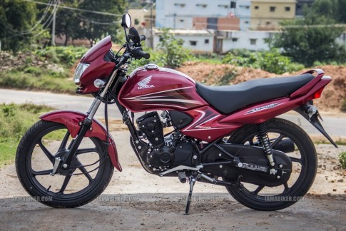 Honda Dream Yuga review - 01