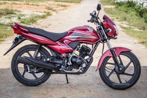 Honda Dream Yuga review - 02