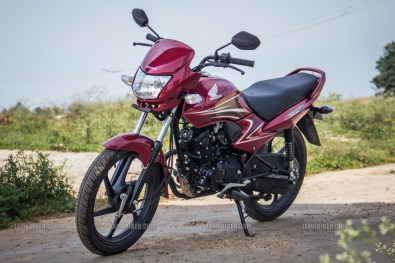 Honda Dream Yuga review - 09