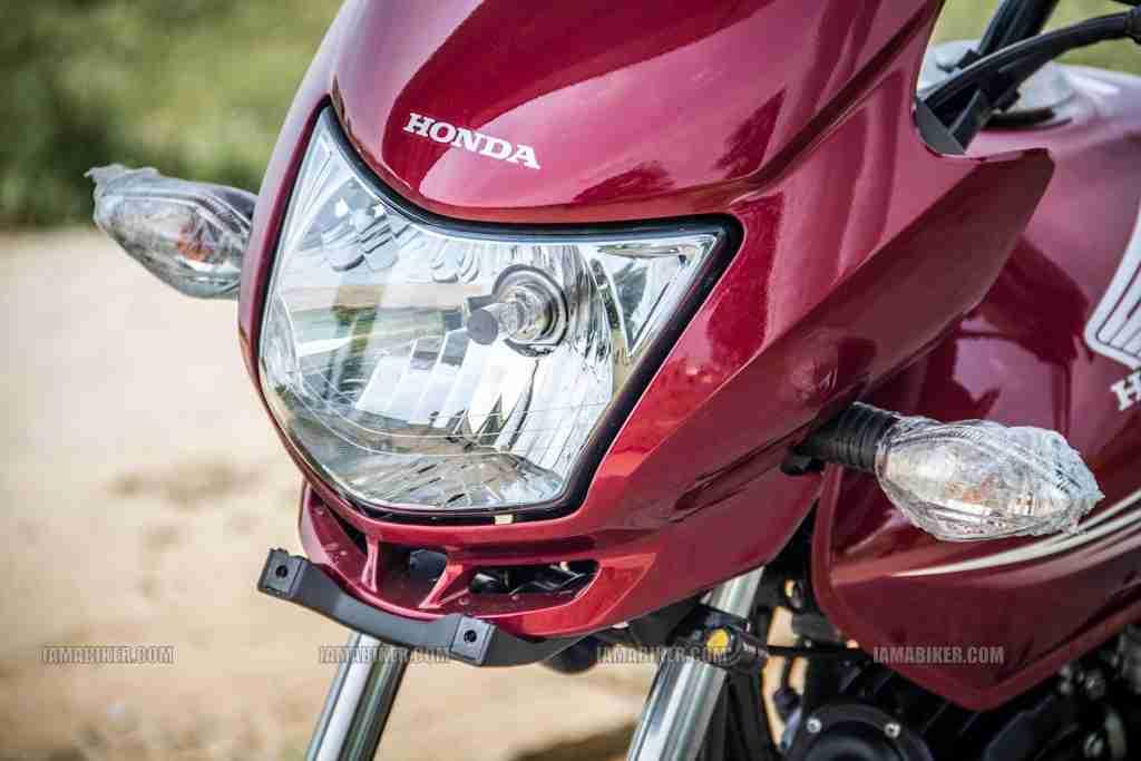 Honda Dream Yuga review - 22
