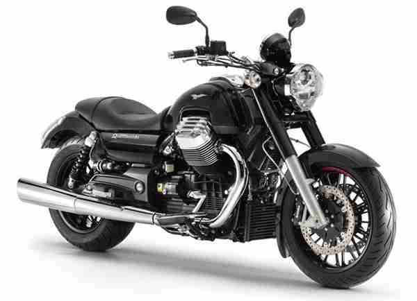 Moto Guzzi California 1400 - 09