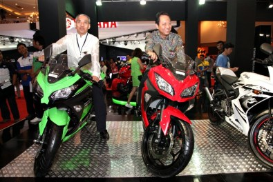jakarta motorcycle show 2012 - 02