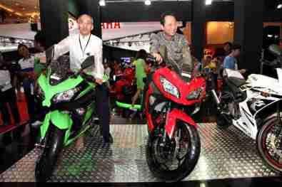 jakarta motorcycle show 2012 - 02