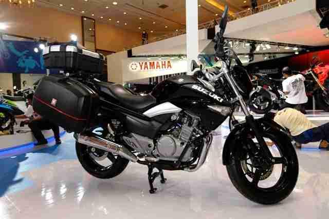 jakarta motorcycle show 2012 - 07