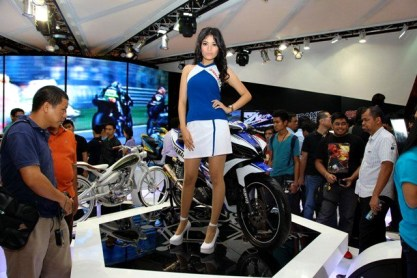 jakarta motorcycle show 2012 - 10