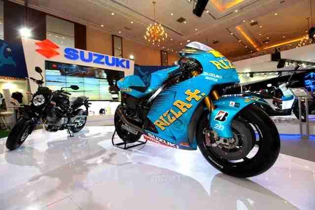 jakarta motorcycle show 2012 - 14
