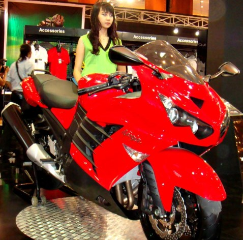 jakarta motorcycle show 2012 - 17