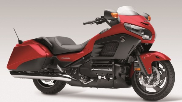 new Honda Gold Wing F6B - 01
