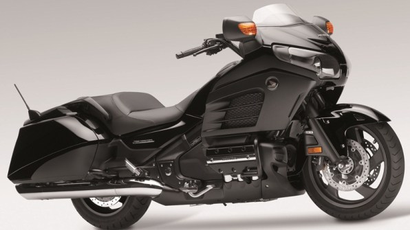 new Honda Gold Wing F6B - 05