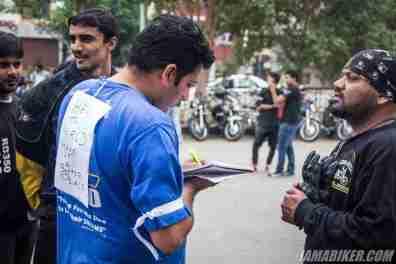 Bikerni Safety for Women ride - Bangalore - 16