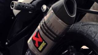 Chris Pfeiffer's Akrapovic