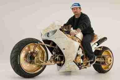 Custom Yamaha R1 by Sesto Custom Cycles - 03