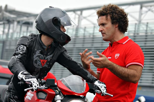 Ducati Riding Experience 2013 dates announced