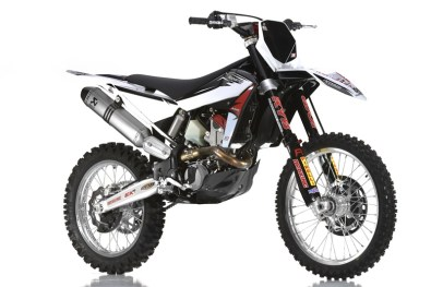 Husqvarna Racing Kit for Enduro and MotoCross models - 07