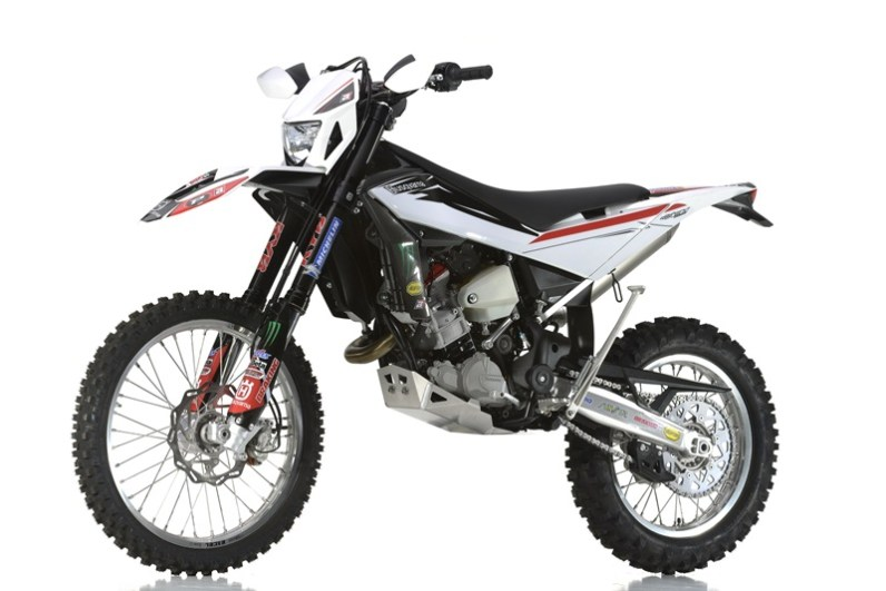 Husqvarna Racing Kit for Enduro and MotoCross models - 12
