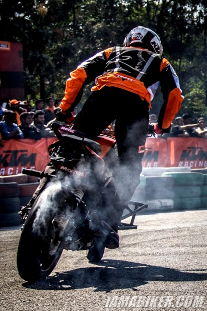 KTM Orange Day bangalore photographs - 29