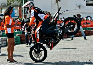 KTM Orange Day bangalore photographs - 37