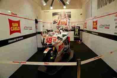 Marco Simoncelli memorial and exhibition - 02