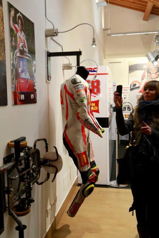 Marco Simoncelli memorial and exhibition - 07
