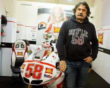 Marco Simoncelli memorial and exhibition - 21