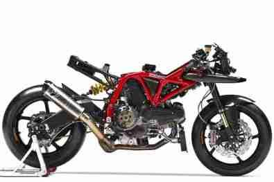 Pierobon X60R custom built superbike - 01