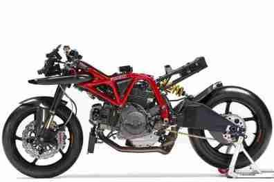 Pierobon X60R custom built superbike - 07