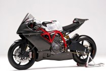 Pierobon X60R custom built superbike - 08