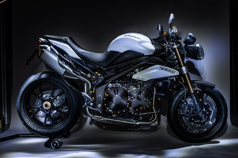 Triumph Speed Triple 1050 LighTech - 06