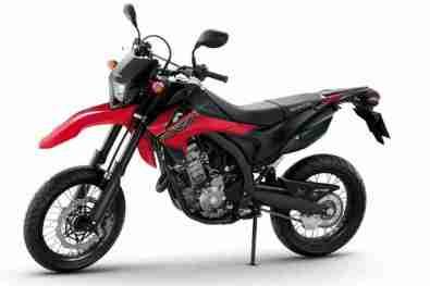2013 Honda CRF250M - 03