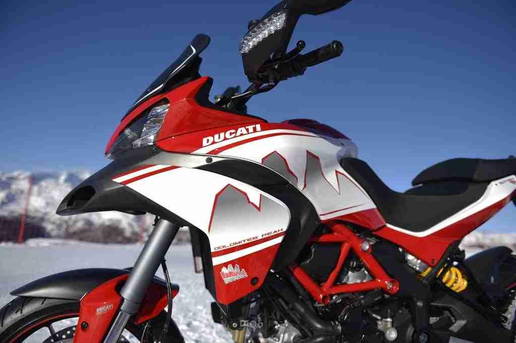 Ducati Multistrada 1200S Dolomites Peak - 05