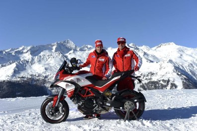 Ducati Multistrada 1200S Dolomites Peak - 10