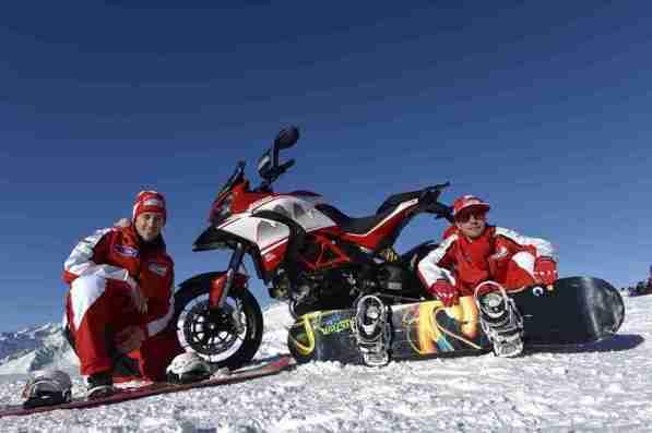 Ducati Multistrada 1200S Dolomites Peak - 12