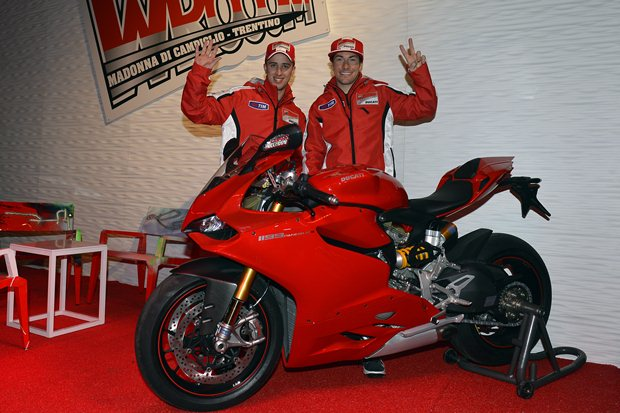 Ducati Wrooom 2013 kicks off