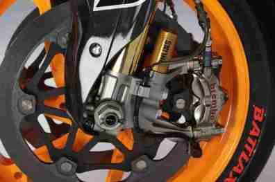Honda RC213V specifications - 24