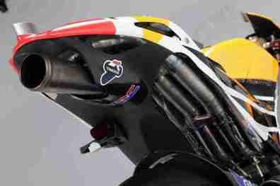 Honda RC213V specifications - 26