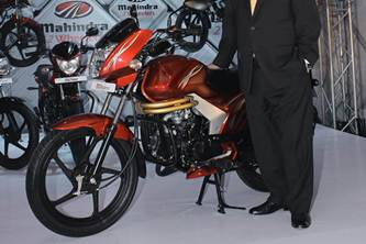 Mahindra Centuro specifications
