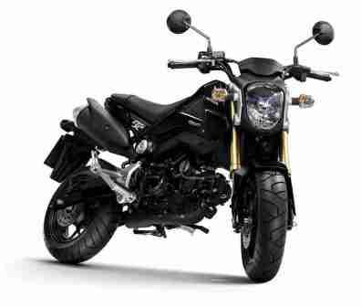 New Honda MSX125 - 03