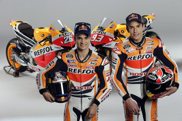 Repsol Honda RC213V specifications and photographs