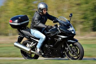 Suzuki GSX650FT announced