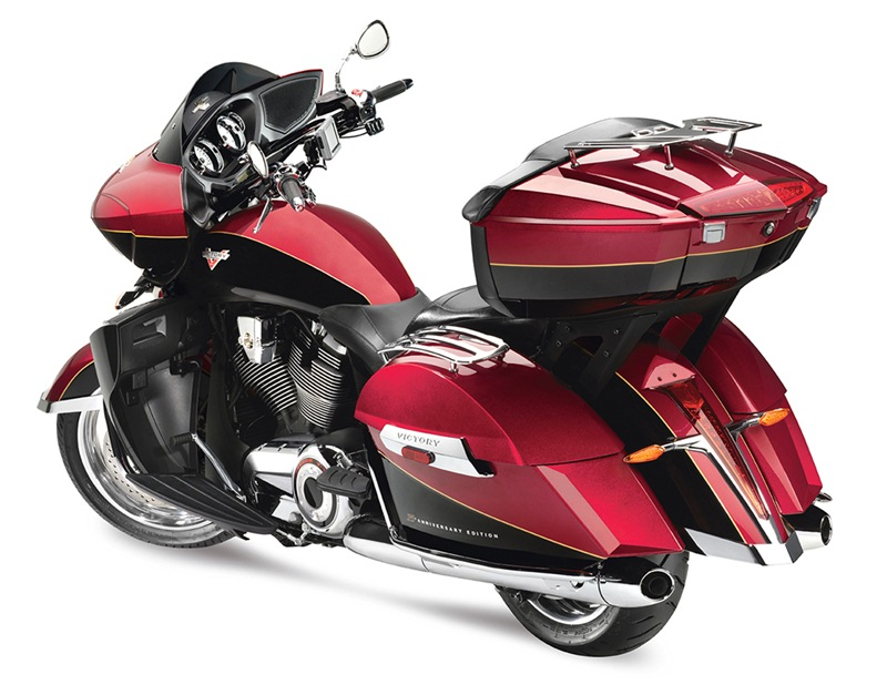 Victory Cross Country Tour Limited Edition for 15th Anniversary - 01