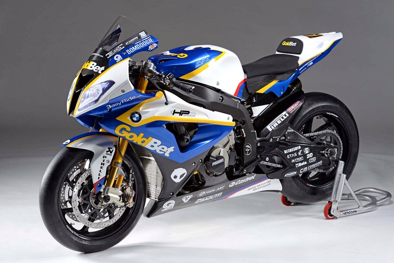 2013 BMW Motorrad GoldBet S1000RR - 02