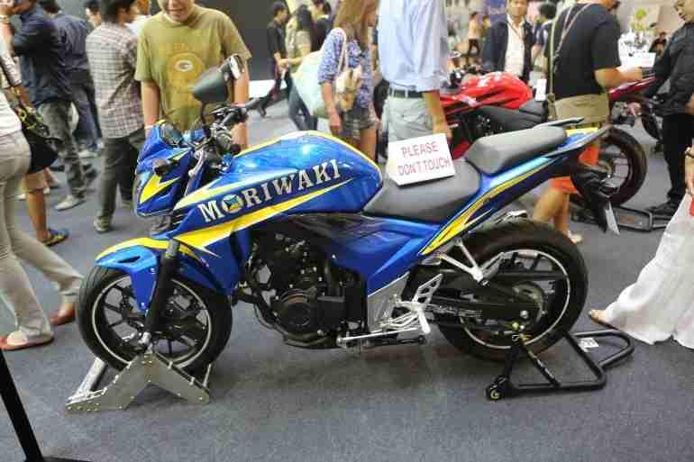 2013 Bangkok Motorbike Festival photographs - 02